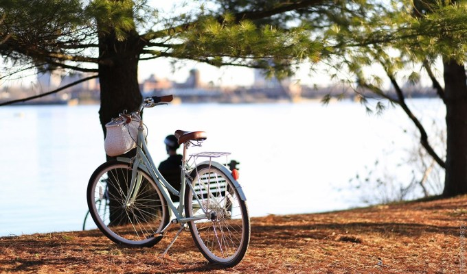 vožnja biciklom smanjuje stres