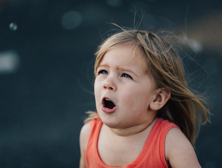 Dijete je prehlađeno - kad je vrijeme za liječnika