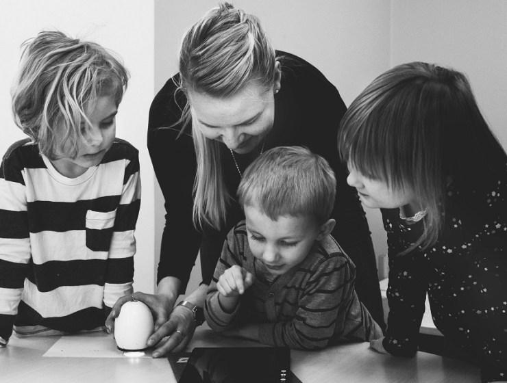 Može li žena zakopati talente ostajući kod kuće s djecom?