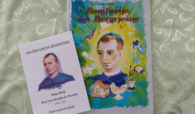 Bonifacije, sin Bezgrešne: kratka knjiga koja je osvojila našeg trogodišnjaka