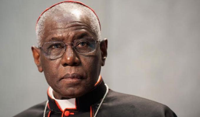 Kardinal Sarah; Nije dovoljno biti dobar