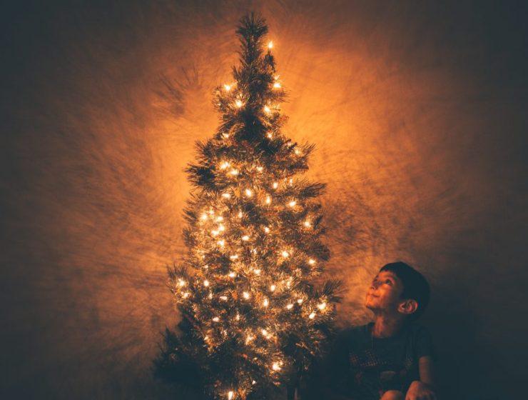 Blagoslov božićnog drvca