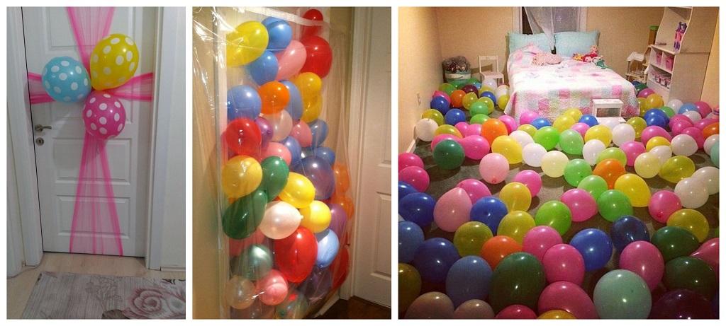 baloni za dječje rođendane