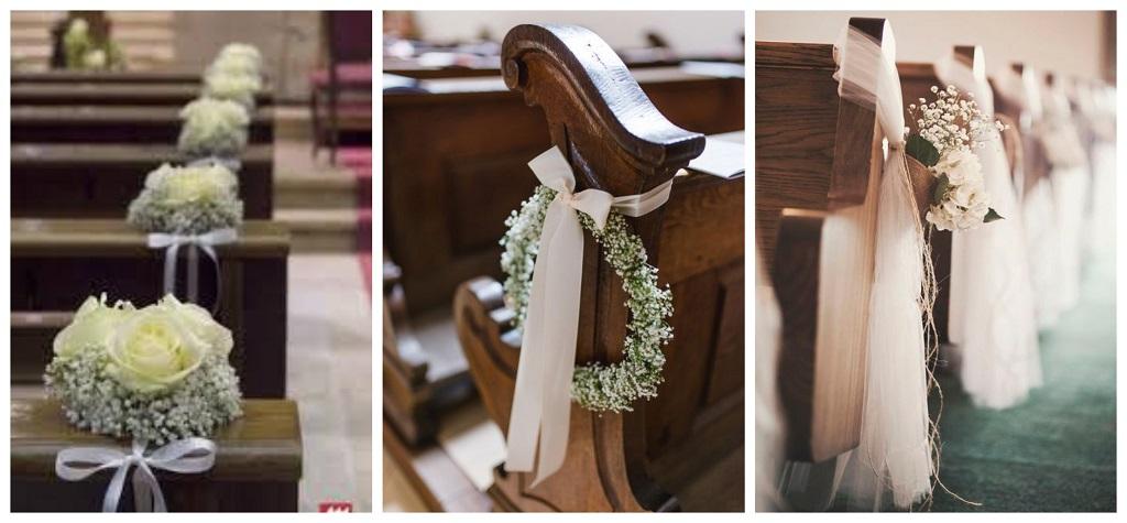 svadba, vjenčanje, uređenje crkve