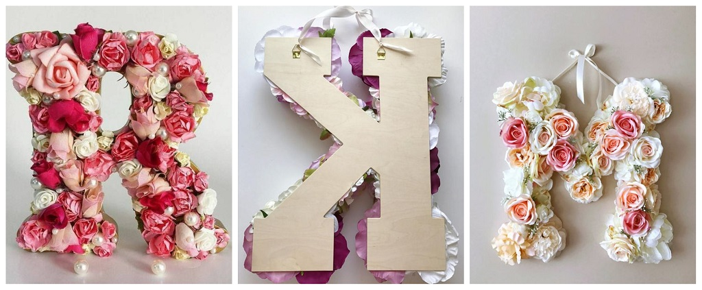 cvjetni monogram
