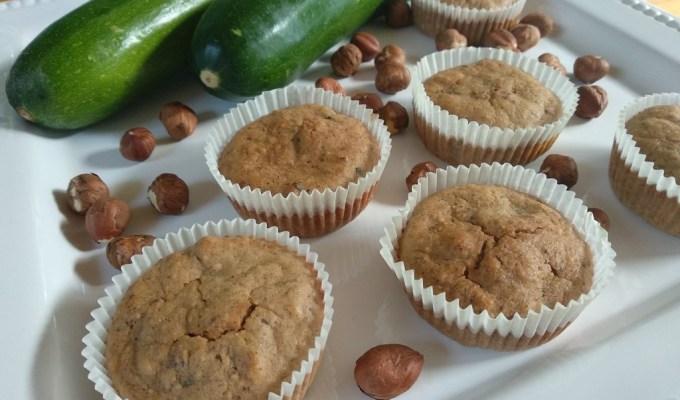 Muffini s tikvicama i prženim lješnjacima