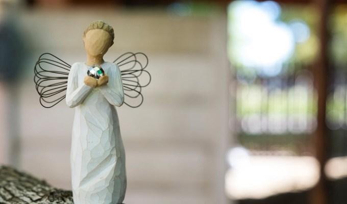 motiv anđela u katoličkom domu