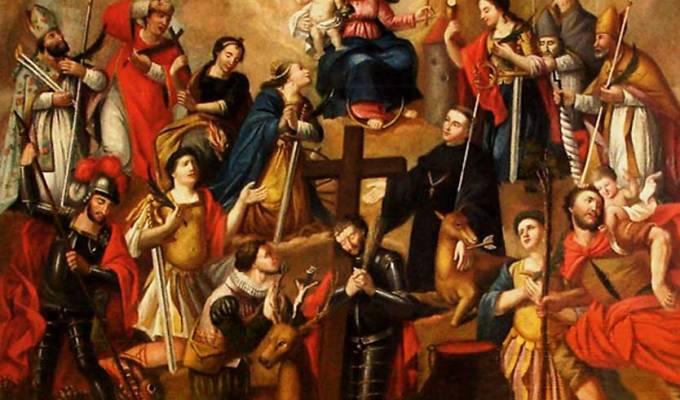 četrnaestero svetih pomoćnika