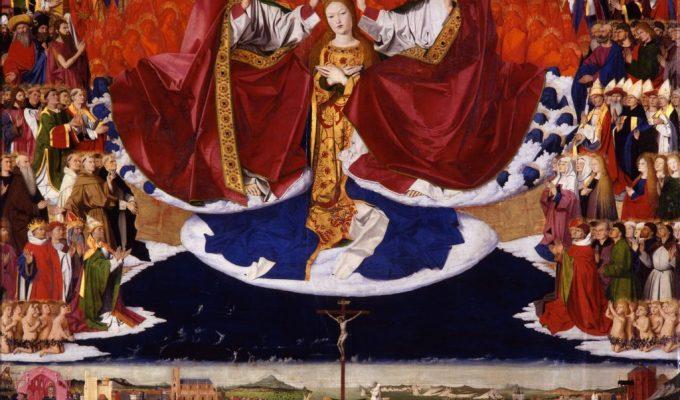 Imena naše Majke: Marija, Majka Crkve