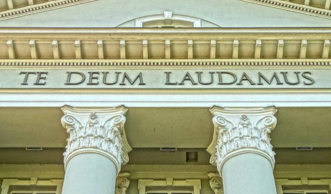 Te Deum: Naučite moliti ranokršćanski predivni himan Presvetom Trojstvu