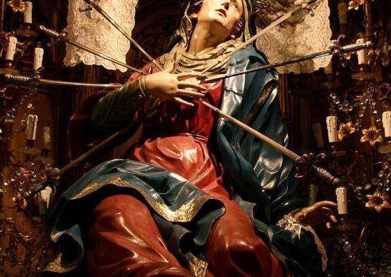 U svojoj se boli utecite Majci - izmolite litanije Gospe Žalosne