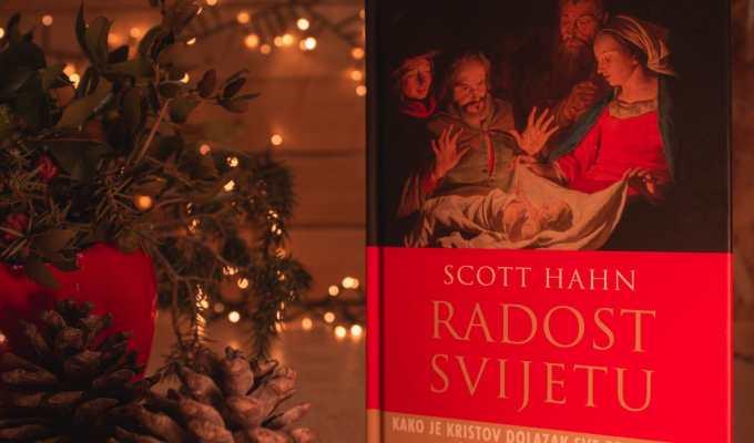 Radost svijetu: Knjiga koja budi u nama pravu radost Božića