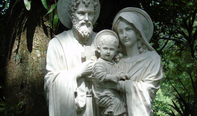 Sveti Josip: Sveti poočim Isusa Krista