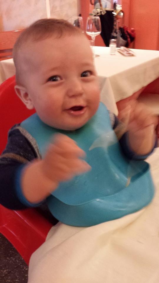 Babies love Italian - Ligurian delights