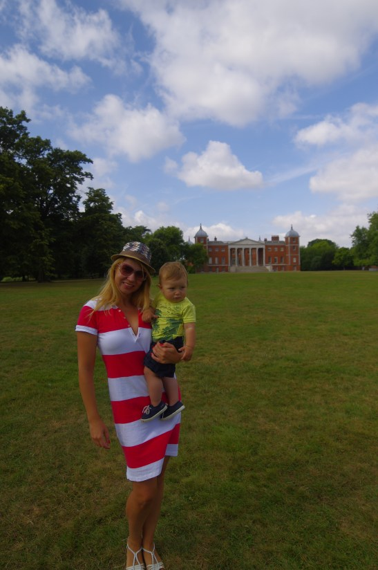 Best countryside near London: Osterly House and gardens