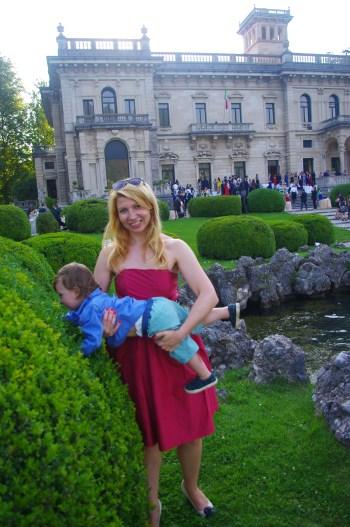 fairytale wedding Como Lake villa d'Erba
