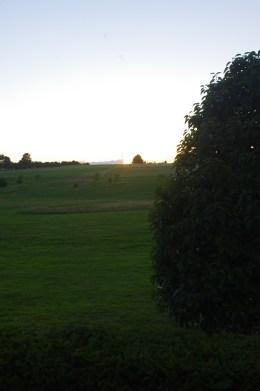 Four Seasons Hampshire, sunset