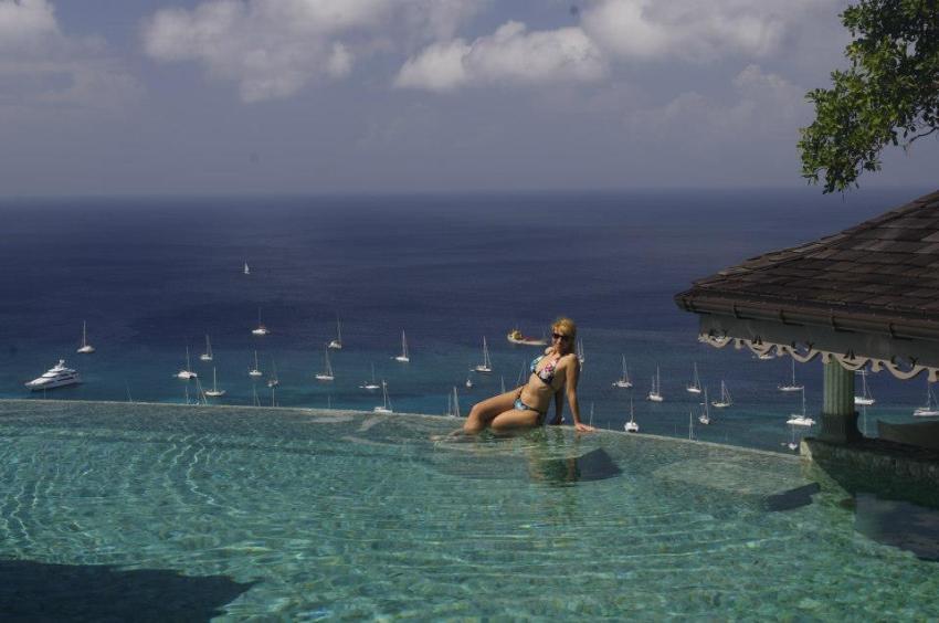 Barbados and Grenadines babymoon