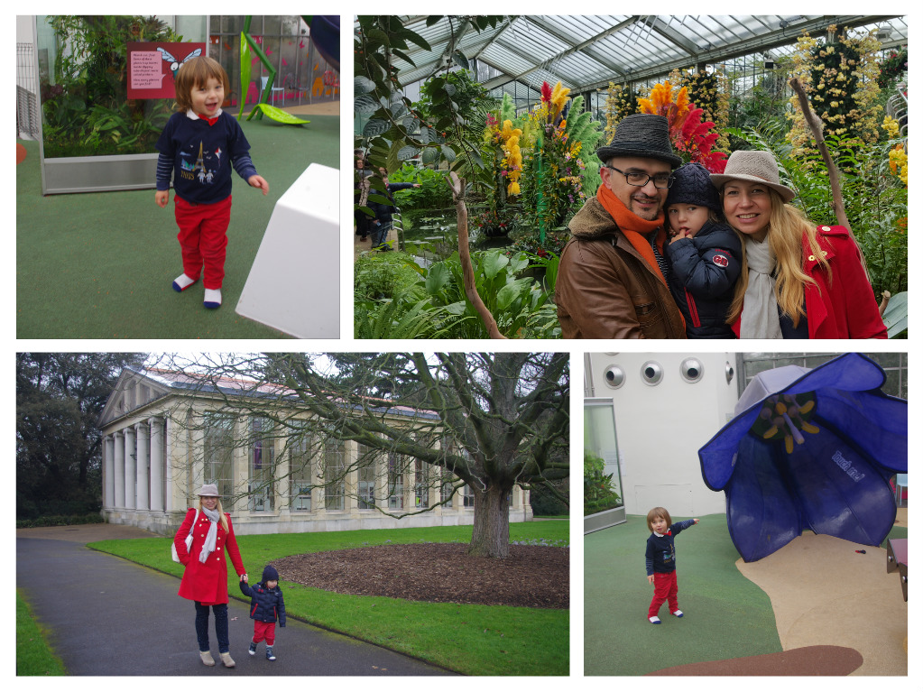 Kew: best things to do in London with toddlers