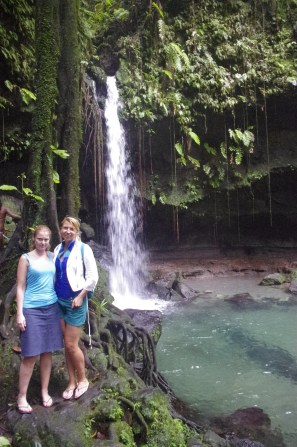 Dominica island waterfalls - Best things to do in Dominica