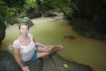 Lush Dominica - Trafalgar falls