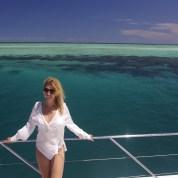 Babymoon Fiji snorkelling