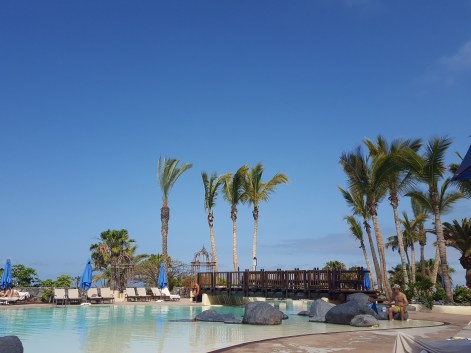 Where to stay in Tenerife - pool