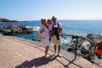 Ritz Abama Tenerife with kids