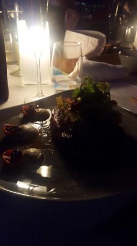 Dinner at Ammos