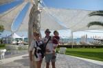 Sani with kids: Sea You beach bar