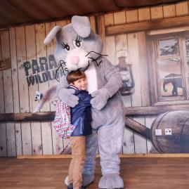 Paradise Wildlife Park Hertfordshire - bunnies