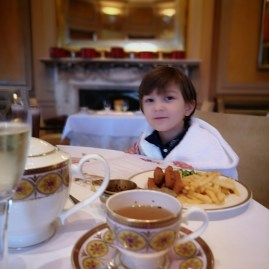 Stoke Park afternoon tea