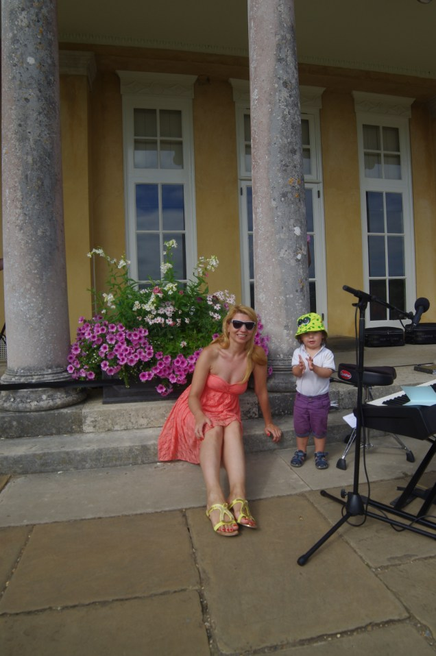 Best day trips from london with kids Polesden Lacey