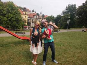 Brasov with kids: Livada Playground