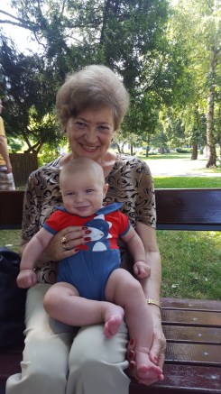 Brasov with kids: Tractoru Park
