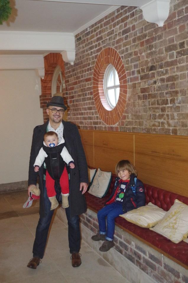 Kensington Palace with kids: