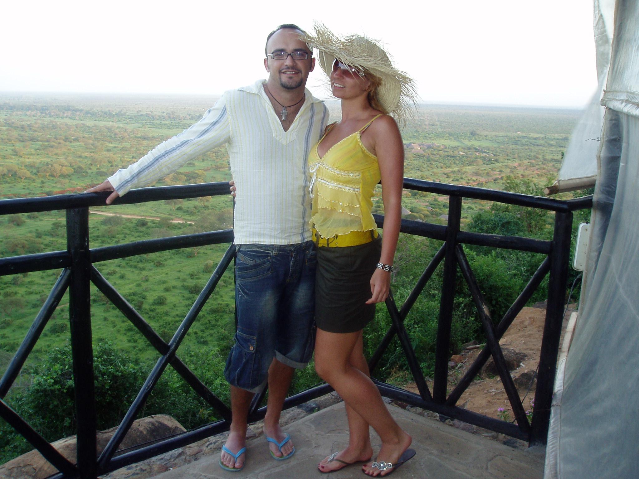 Safari Tsavo East