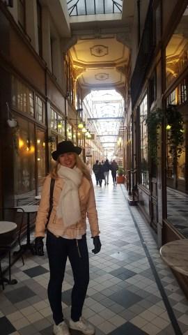 Paris in March - promenades
