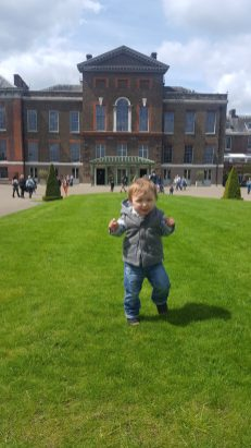 Easter activities for kids in London Easter egg hunt Kensington Palace