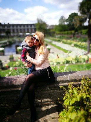 Easter activities for kids in London : Kensington Palace