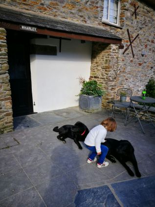 Best places in Cornwall: Kilminorth cottages