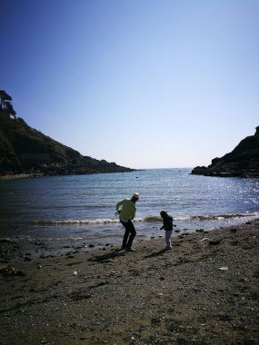 Cornwall with kids: Polperro