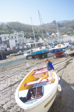 Cornwall with kids: Polperro