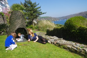Cornwall with kids : Fowey