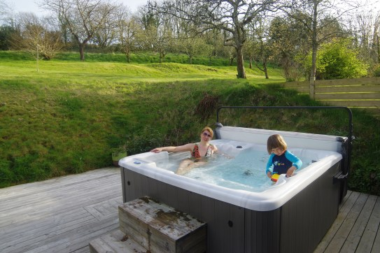 Cornwall with kids: Kilminorth Cotages