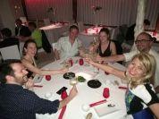 Dinner at Pacha