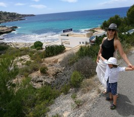Ibiza with kids: Cotton Beach
