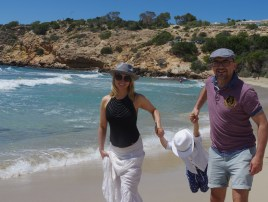 Ibiza with kids Calla Tarida