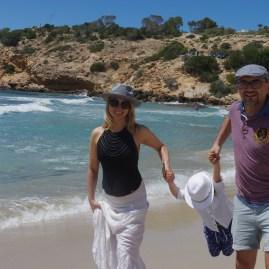 Ibiza with kids Calla Tarida