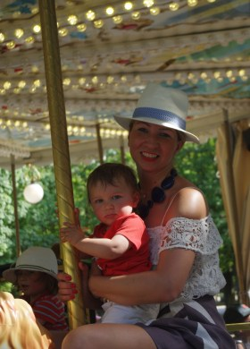 Paris with toddlers